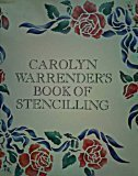 img - for Carolyn Warrender's Book of Stencilling book / textbook / text book
