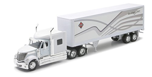 International Lonestar With Container NewRay Diecast 1:32 Scale (International Toy Trucks compare prices)