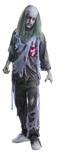 Forum Novelties Mens Scary Zombie Doctor Theme Party Fancy Dress Costume