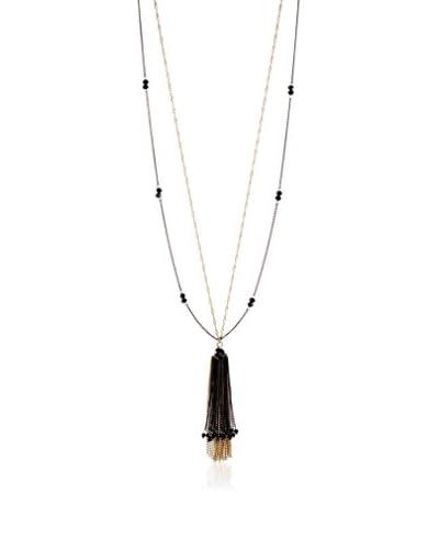Jardin Women's Fringe Necklace