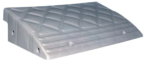 Vestil MPR-2313-G Plastic Multi Purpose Ramp, 5000 lbs Capacity, 13-1/2