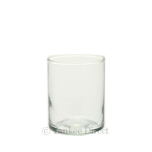 Yankee Candle Clear Glass Votive Holder