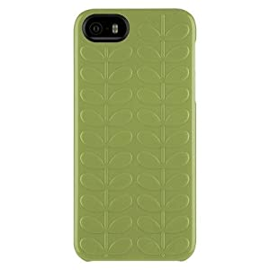 Belkin Orla Kiely 3D Cell Phone Case - Green by Belkin Orla Kiely