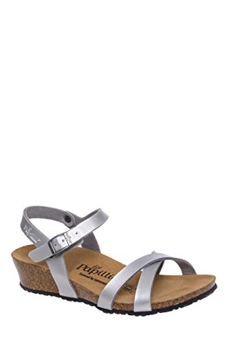 Alyssa Casual Low Wedge Sandal