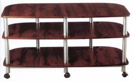 Cheap VTI AR Series 41 inch Wide Audio Video Rack TV Stand AR503C (Cherry) (AR503C)