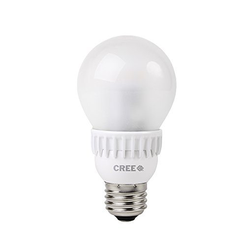 cree 60w equivalent soft white 2700k a19 led light bulb. Black Bedroom Furniture Sets. Home Design Ideas
