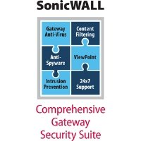 SonicWALL Comprehensive Gateway Security Suite for SonicWALL TZ 180 Series - subscription licence(01-SSC-6895)