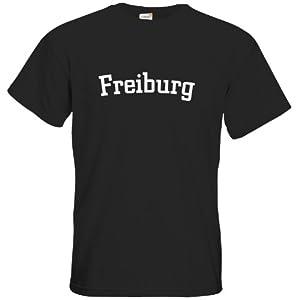 T-Shirt - Freiburg - Cityshirt - in versch. Farben & Größen