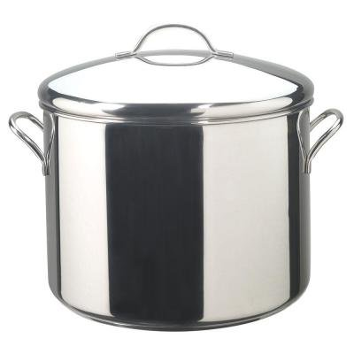 Classic Series 16 Qt. Stockpot Durable Stainless Steel Construction - Dishwasher Safe (Farberware 16 Quart Stockpot compare prices)