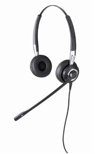 Jabra Biz 2400 Duo Usb Oc - Headset ( Ohrenschale )