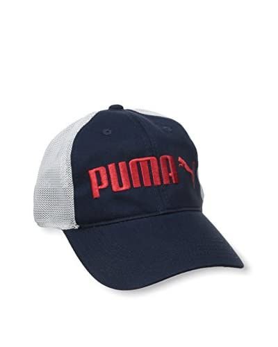 PUMA Men's Interference Stretch Mesh Hat