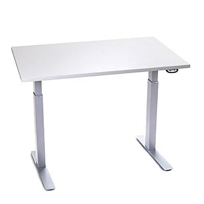 UpDownDesks, OVERTURE - Programmable Electric Sit-Stand Computer Desk Base