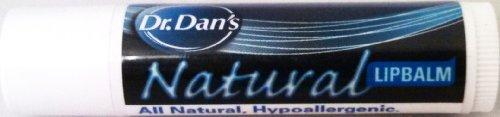 Dr. Dan's All Natural Formula Lip Balm .15 oz tube