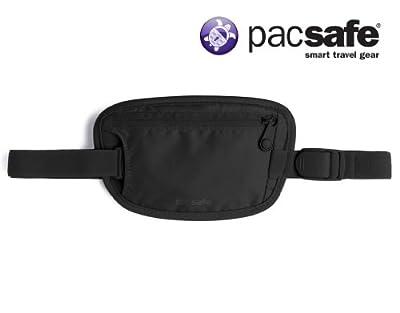 Pacsafe Waist Wallet, versteckte Hüft-Brieftasche Sicherheits Geldbörse