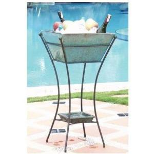 Alfresco Home Quadra Beverage Cooler, Green at Sears.com