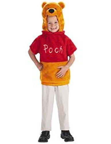 Wmu Vest Winnie The Pooh 3T To 4T front-762069