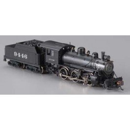 Bachmann Industries Alco 2-6-0 Canadian National 6011 Steam Locomotive Car front-395828