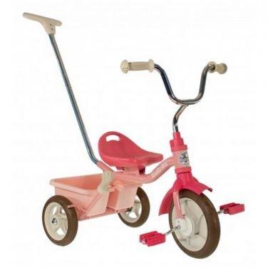 Classic Line 1041CLA992680 - Triciclo Passenger Rose Garden in Metallo