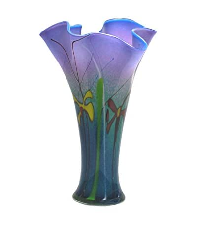 Mila Brown Napoli Vase