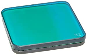 Scienceware 370140052  Klett KS-52 Color Filter, 485-550 Spectral Range