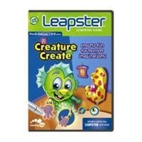 Leapfrog Leapster Learning Game: Creature Create - 1