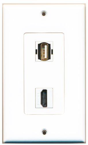 Electrical Outlet With Usb Port