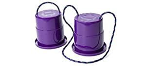 Set of 2 EZ Steppers (Purple)