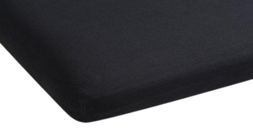 Beddinghouse Jersey mit Lycra Split-Topper-Spannbettlaken / 180/200*200/220 cm / Anthrazit online bestellen