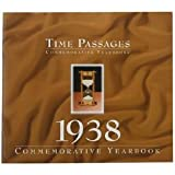 1938 Time Passages Yearbook - 70th Birthday or Anniversary Gift