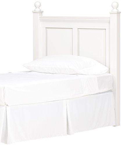 Lang Furniture Madison 4 by 43 by 53 Inch Headboard Twin