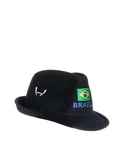 Hyra Sombrero Brazil Negro M