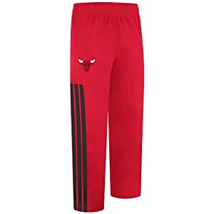 Adidas Chicago Bulls Youth Squadron Pants by adidas