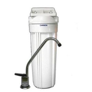 Ceramic Undercounter Water Filter With Doulton Ultracarb Cartridge