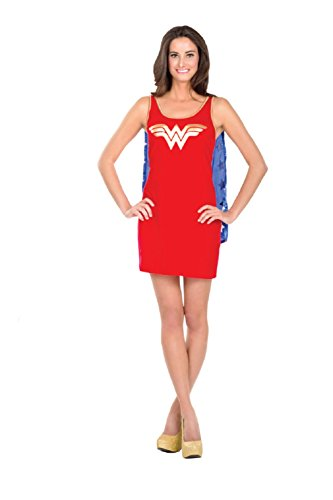 Wonder Woman Costume Tank Dress