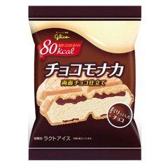 グリコ カロリーコントロールアイス 80kcal チョコモナカ ×36個