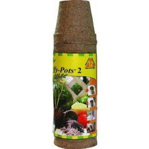 12PK Peat Pots 2 5