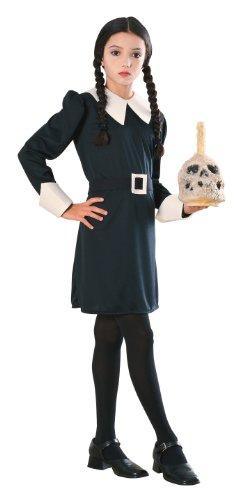 Addams Family Child's Wednesday Addams Costume, Medium