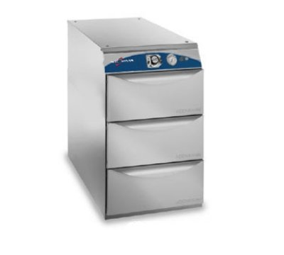 Alto Shaam 5003DN 3-Drawer Narrow Warmer, Adjustable Thermostat, Stainless, cUL, CE, Each