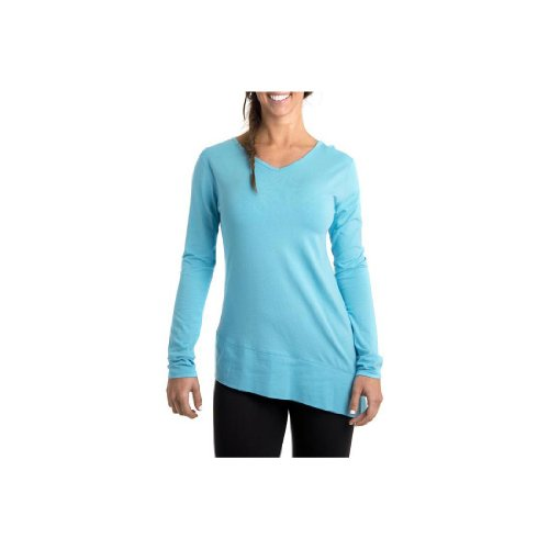 Tasc Performance Women'S Swing Tunic Top, Surf'S Up, X-Large