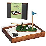 Executive Sandbox - Sand Trap Golf Desk Toy