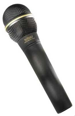 Electro Voice Nd267A Dynamic Vocal Microphone - (New)
