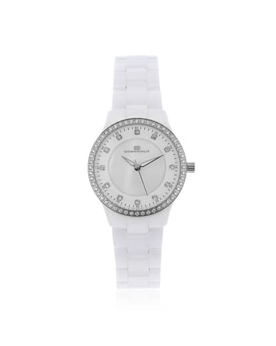 Oceanaut Women's OC6210 Ceramic White MOP Watch As You See