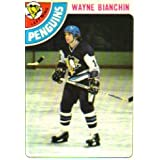 1978-79 Topps #103 Wayne Bianchin - EX