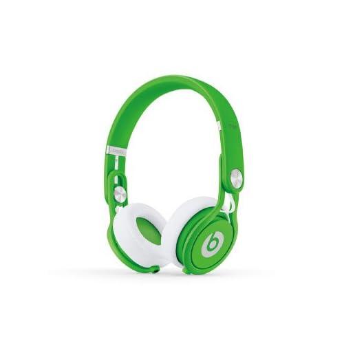 ヘッドホン おしゃれ beats by dr.dre beats mixr Neon Greenをおすすめ