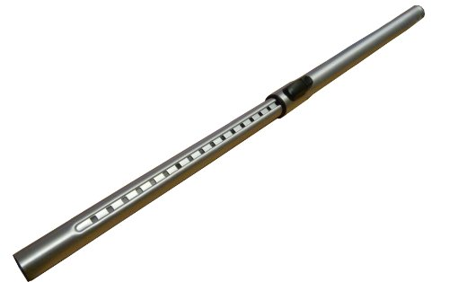 Mister vac A288 Tube télescopique en aluminium pour aspirateurs Electrolux et Lux 32 mm