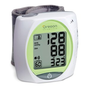 Oregon Scientific Talking Blood Pressure Monitor