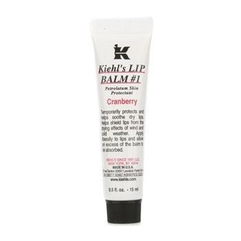 Kiehl's discount duty free Kiehl's Lip Balm - # 1 Cranberry 15ml/0.5oz