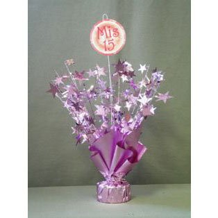 """Mis 15"" Balloon Weight 1 ct - 1"