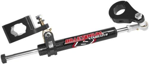 Streamline 11-Way Steering Stabilizer - Carbon - Rebuildable Bts-Cb54-Bk