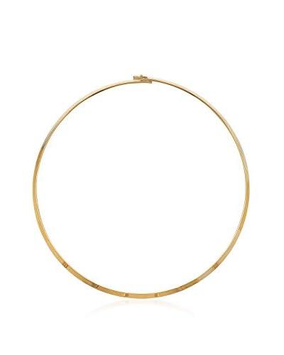 L'ATELIER PARISIEN Halskette 92070342B vergoldetes Metall 18 kt